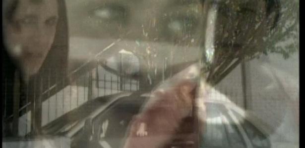 Isabel estava dentro do carro de Tereza