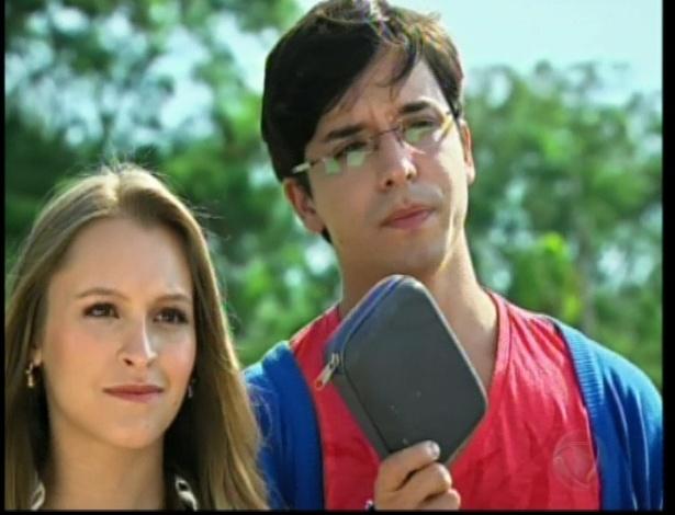 Márcia também briga com Miguel