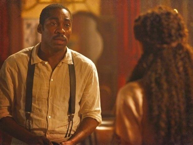 """Em """"Lado a Lado"""", Zé Maria vai atrás de Isabel e diz que ainda a ama (25/10/12)"""