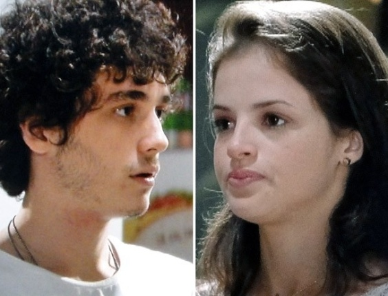 """Em """"Malhação"""", Ju termina namoro com Dinho e deixa caminho aberto para ele ficar com Lia"""