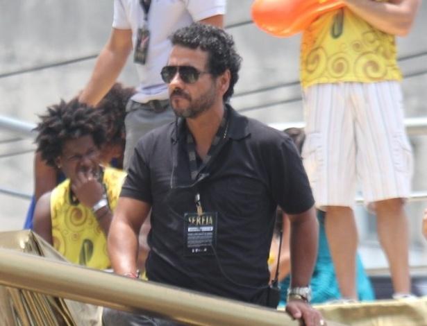 """Marcos Palmeira também estará na série """"O Canto da Sereia"""", da Rede Globo (4/11/2012)"""