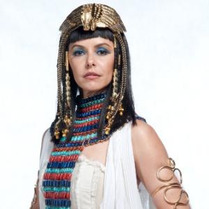 """Bianca Rinaldi é Tany na minissérie """"José do Egito"""""""