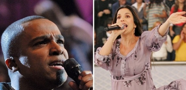 Alexandre Pires e Ivete Sangalo so os convidados do 