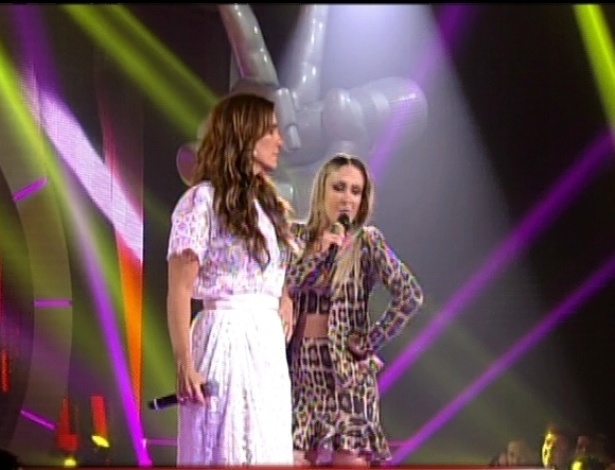 "Ivete Sangalo participa do ""The Voice Brasil"" (18/11/12)"