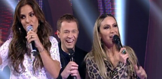 Ivete Sangalo participa do 