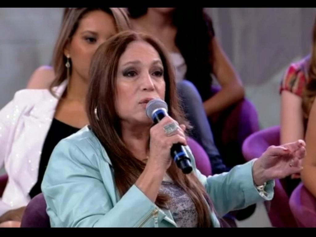 Susana Vieira participa do programa