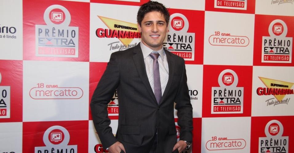 Daniel Rocha participa do Prêmio Extra de Televisão 27.nov.2012