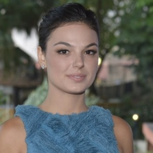 A atriz Isis Valverde