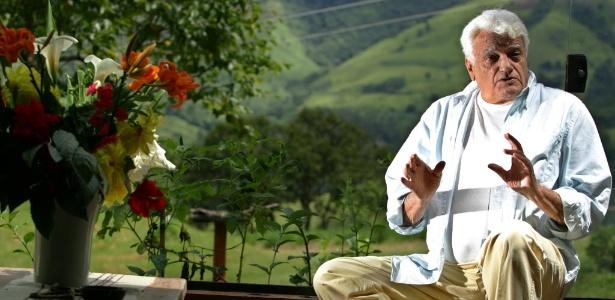 O ator Walmor Chagas