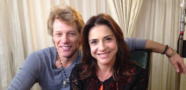 Monica Sanches entrevistou o cantor nos Estados Unidos