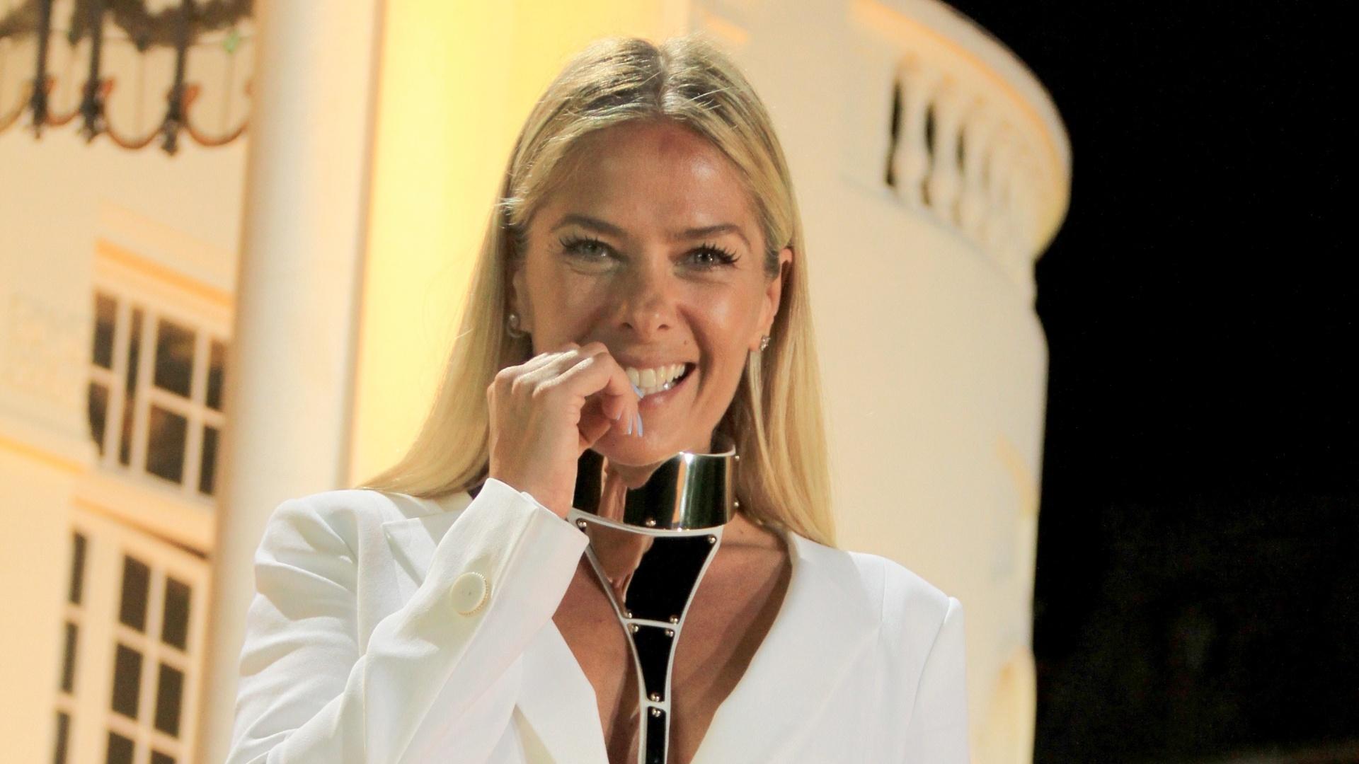 2013 - A apresentadora Adriane Galisteu