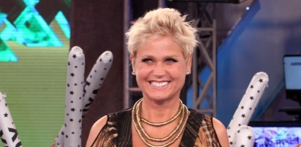 25.mar.2013 - Xuxa gravou um programa especial em comemorao aos seus 50 anos que sero celebrados nesta quarta (27). A gravao do 