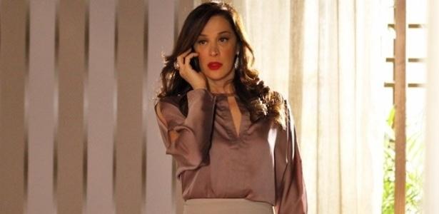 """Claudia Raia em cena de """"Salve Jorge"""""""