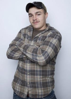 """Foto de 2 de janeiro de 2013 mostra Shain Gandee, participante do reality show """"Buckwild"""", da MTV, que foi encontrado morto no dia 1º de abril de 2013"""