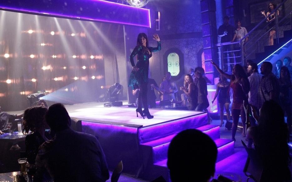 5.abr.2013 - Atriz Thammy Miranda se transforma em Lohana em