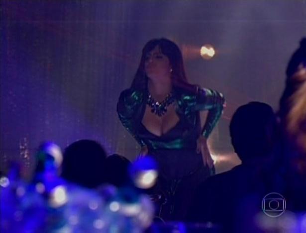 8.abr.2013 - Jô a personagem de Thammy Miranda em
