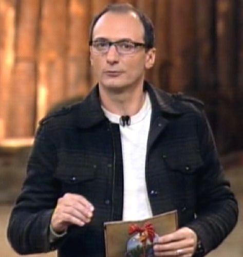 Britto Jr. apresenta o programa desta quinta (18/8/2011)