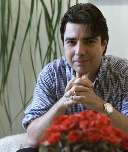 João Kléber durante entrevista ao jornal Folha de S.Paulo (2000)