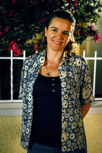 Dona Lurdes (Sandra Corveloni)