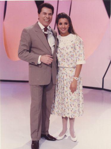 Em 1991, Silvio Santos recebeu no palco do seu programa a atriz mexicana Gabriela Rivero, que interpretou a Professora Helena, em