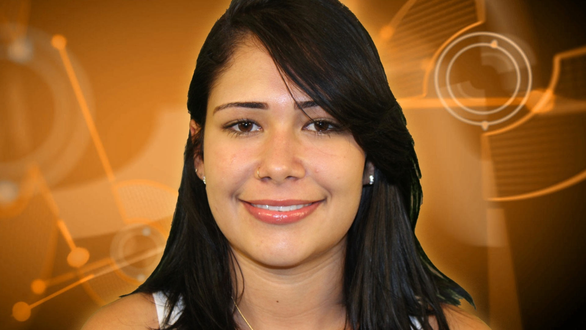 Jakeline, 22 anos, estudante de zootecnia, participante do BBB 12 (jan/2012)