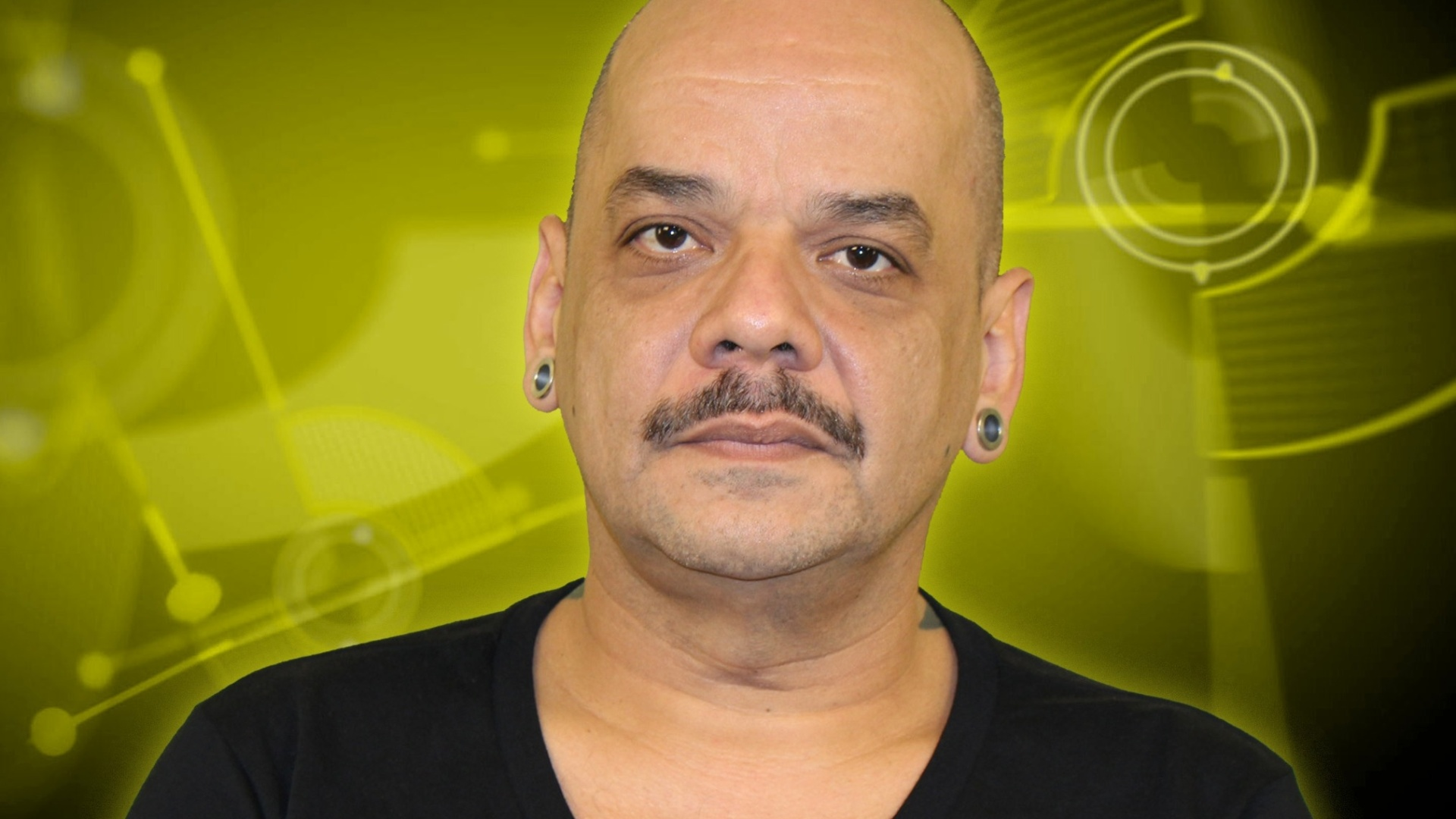  Joo Carvalho, 46 anos, representante comercial, participante do BBB 12 (jan/2012)