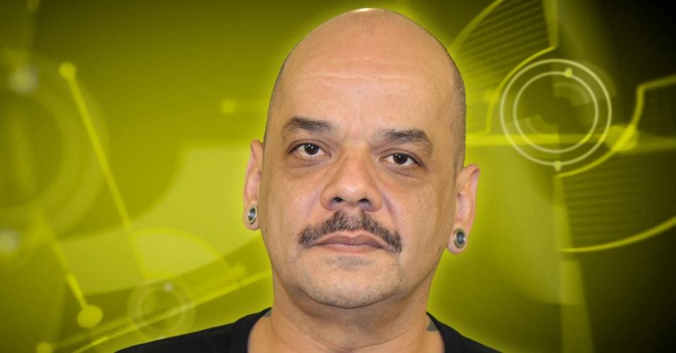 João Carvalho, participante do BBB12
