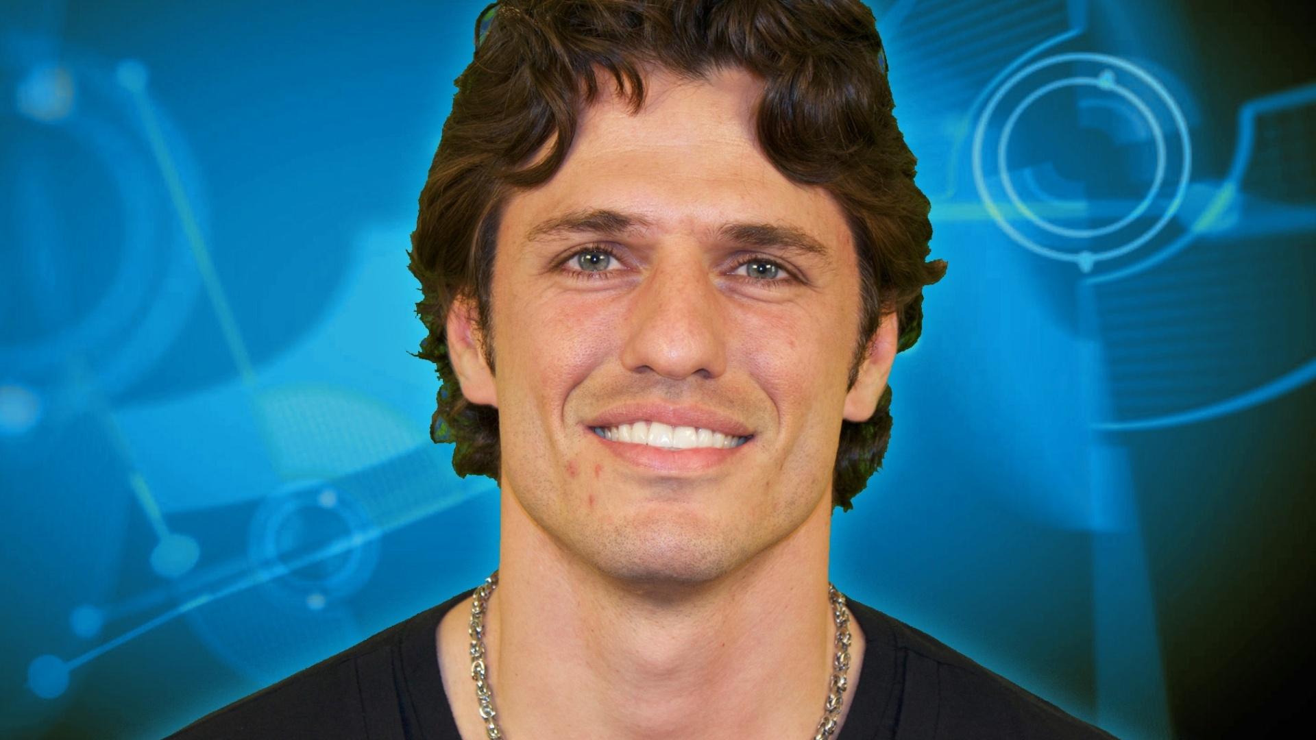 João Mauricio, 34 anos, pecuarista, de Goiás, participante do BBB12 (jan/2012)