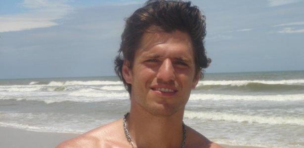 João Maurício curte a praia
