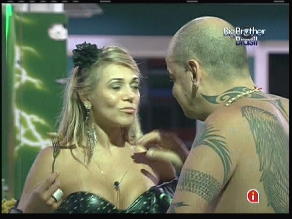 Joo Carvalho se abre com Fabiana(14/01/12)