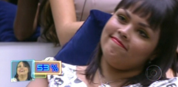 Analice  a primeira eliminada do &quot;BBB12&quot; (17/1/12)