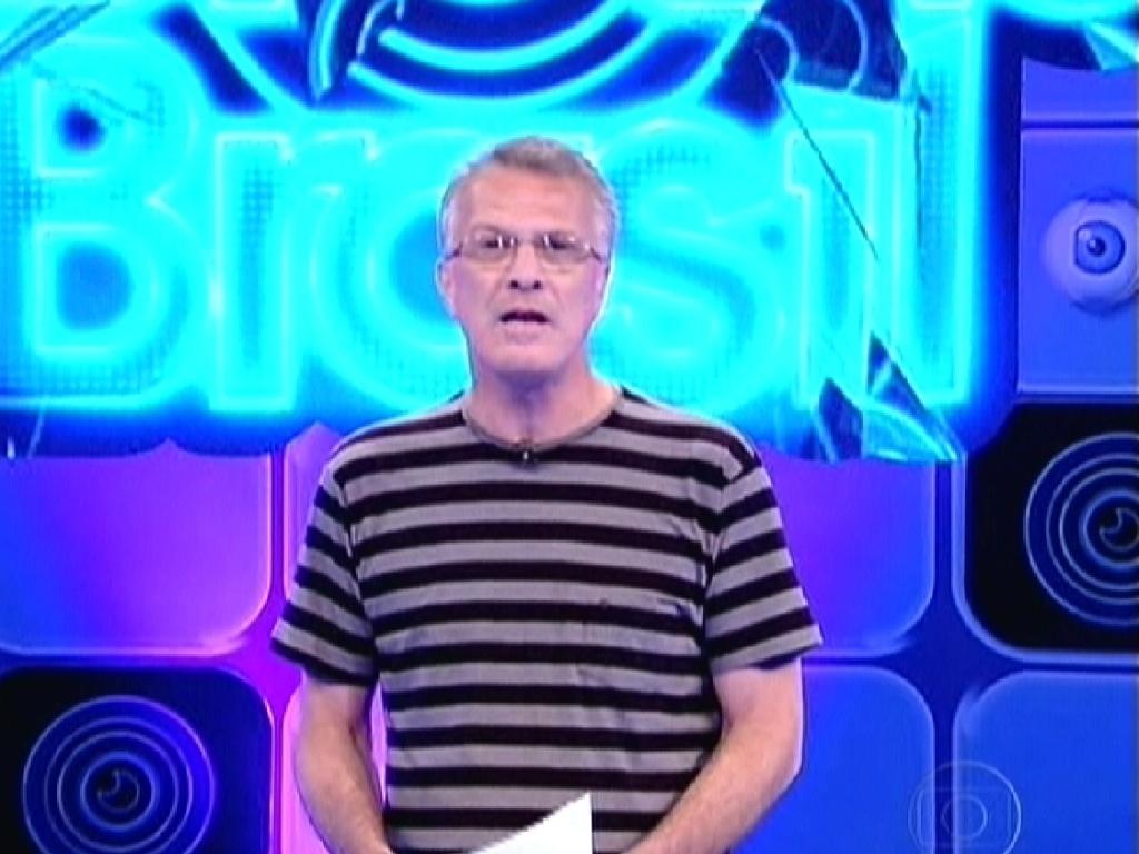 Bial apresenta o programa desta quinta-feira (19/1/12)