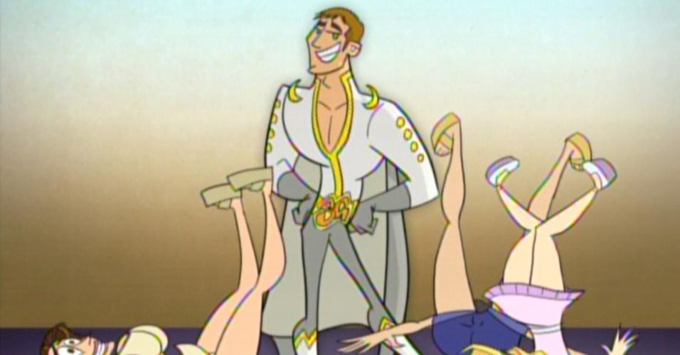 Jonas aparece como o personagem