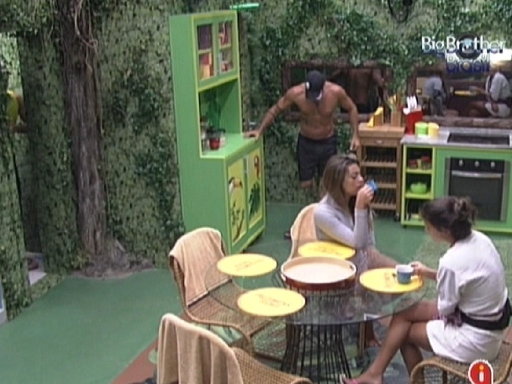 Brothers especulam sobre a prova do lder (9/2/12)