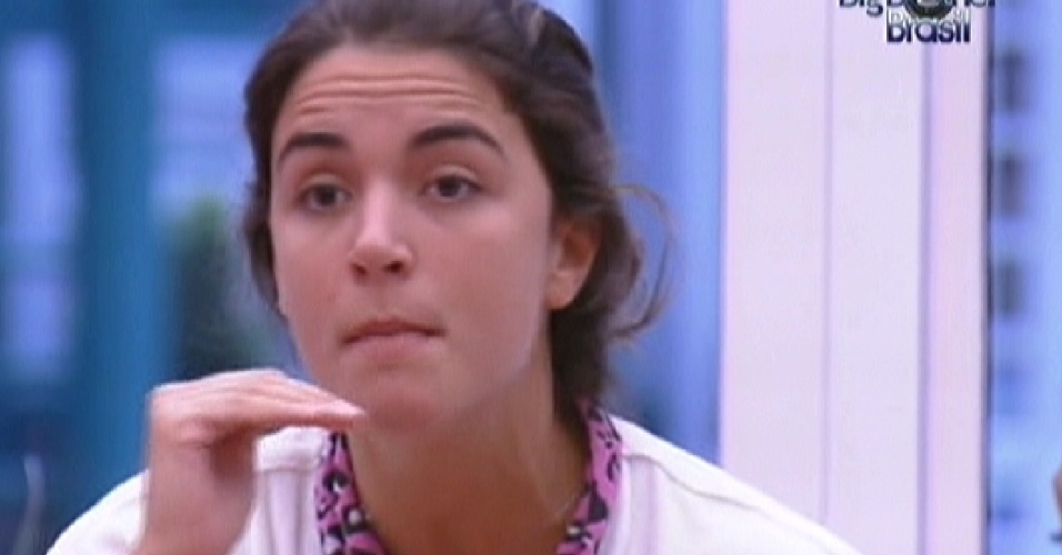 Laisa discute com Jonas na cozinha (9/2/12)