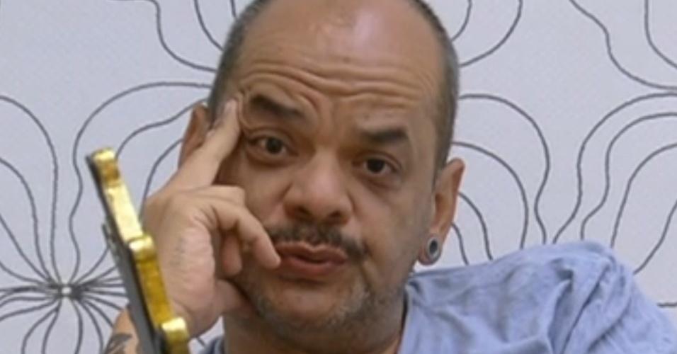 João Carvalho acha Rafa um forte participante (10/2/12)