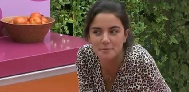Laisa conversa na cozinha com Renata e João Carvalho (15/2/12)
