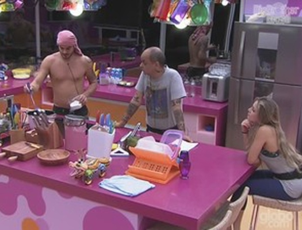 Brothers conversam sobre prximo voto (16/2/12)