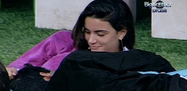 Laisa promete que ficar com Yuri aps o programa (18/2/12)