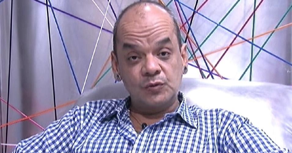 Em seu discurso de defesa, João Carvalho diz que errou, mas pede para ficar (19/2/12)