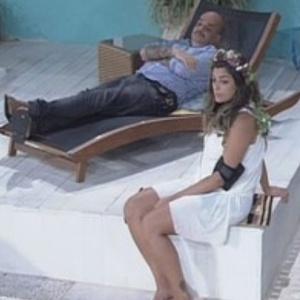 João Carvalho e Monique conversam sobre a formação do próximo paredão (4/3/12)