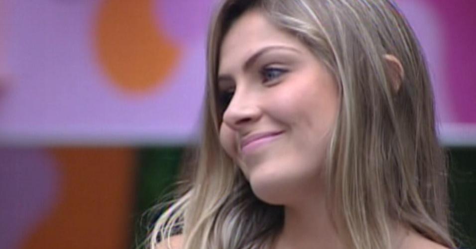 Renata é eliminada com 66% dos votos (6/3/12)