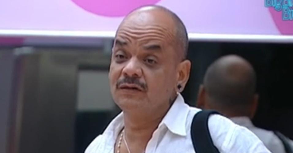 João Carvalho critica Yuri para Fael e Jonas (7/3/12)