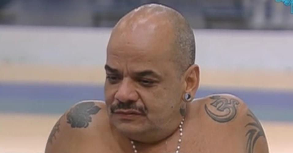 João Carvalho quer uma semana fora dos paredões (7/3/12)