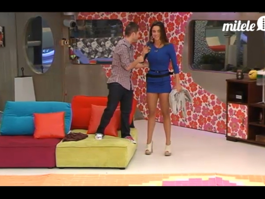 Laisa conversa com Cristian no 