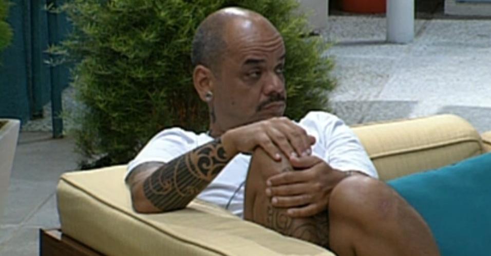 João Carvalho acredita que não existe mais Praia e Selva (9/3/12)