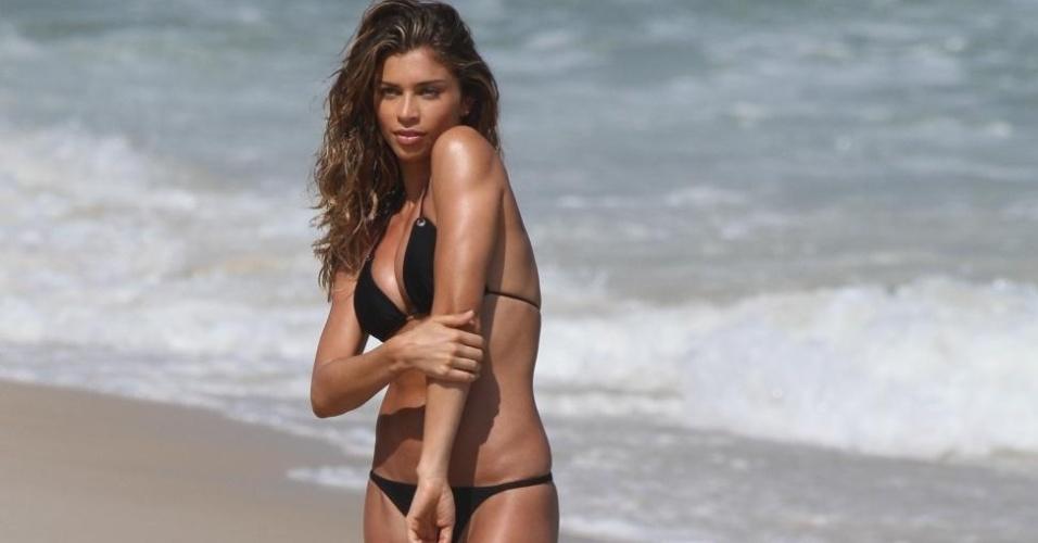 "Antes de virar atriz, Grazi Massafera mostrou suas curvas no ""BBB5"""
