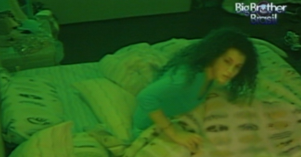 Noem se assusta com sonho de Fael na madrugada (20/3/12)