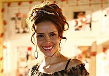 Leona Cavalli interpretar� a cantora Maralanis na novela das seis