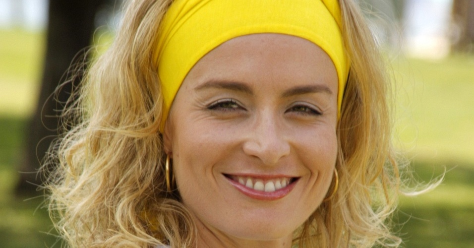 A apresentadora Angélica (27/11/09)